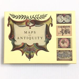 ✨NEW✨Visual Language | Maps of Antiquity Notecards